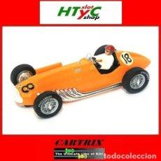 Slot Cars: CARTRIX EDICIÓN NUMERADA TALBOT LAGO #18 JOHNNY CLAES 1950 F1 GP INGLATERRA 0916. Lote 112048940