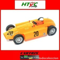 Slot Cars: CARTRIX EDICION NUMERADA LANCIA FERRARI D50 #20 GP F1 BELGICA 1956 ANDRE PILETTE 0968. Lote 49424059