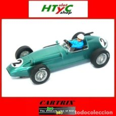 Slot Cars: CARTRIX EDICION NUMERADA ASTON MARTIN DBR4 #2 6º BRITISH GP 1959 ROY SALVADORY 0925. Lote 80418673