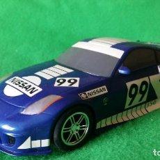 Slot Cars: NISSAN 350Z #99 – HORNBY – GIRA 360º - RARO – DRIFT CAR. Lote 83276440