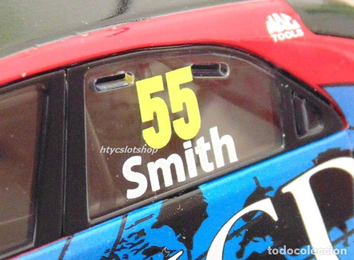Slot Cars: SUPERSLOT HONDA CIVIC TYPE R #55 BTCC 2016 BRANDS HATCH JEFF SMITH EUROTE SCALEXTRIC UK H3860 - Foto 8 - 83475520