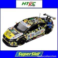 Slot Cars: SUPERSLOT VOLKSWAGEN PASSAT #40 ARON SMITH BTCC 2016 BRANDS HATCH SCALEXTRIC UK H3864. Lote 84790424