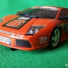 Slot Cars: LAMBORGHINI MURCIELAGO - GUIA SLOT RACING GSR – PROTEUS. Lote 84853192