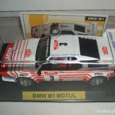 Slot Cars: BMW M1 ALTAYA SCALEXTRIC. Lote 85061044