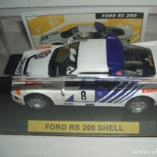 Slot Cars: FORD RS 200 ALTAYA SCALEXTRIC. Lote 85061292