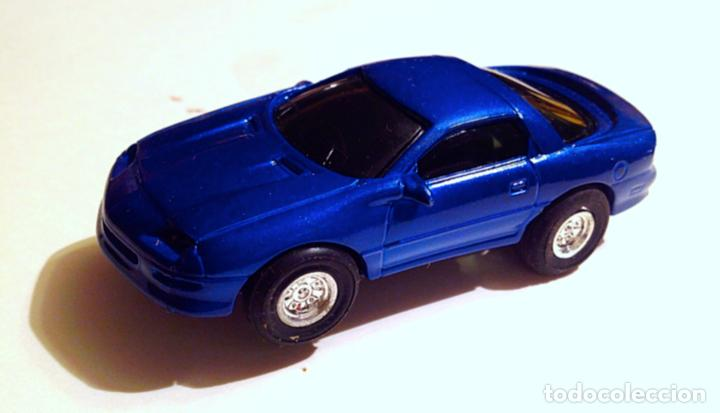Slot Cars: Scalextric Super Speed Lap Time Loope Completo Medidas 78x38CM Juego Pista Con Dos Coches - Foto 8 - 76618387
