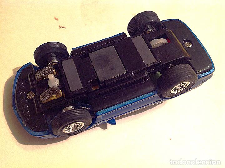 Slot Cars: Scalextric Super Speed Lap Time Loope Completo Medidas 78x38CM Juego Pista Con Dos Coches - Foto 10 - 76618387