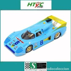 Slot Cars: SRC LOLA T600 #8 IMSA GTX SEARS POINT 100 MILLAS 1981 JOHN PAUL JR 017010. Lote 157953517