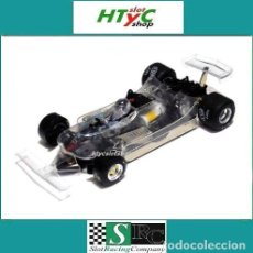 Slot Cars: SRC DIAMOND EDITION FERRARI 312 T4 1979 ITALIAN CAR SLOT RACING COMPANY OSC 02207. Lote 87425988