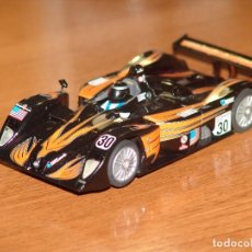 Slot Cars: MG LOLA DE SCALEXTRIC HORNBY. Lote 87666744