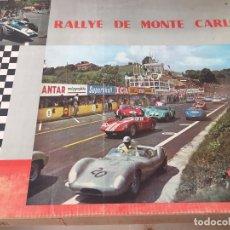 Slot Cars: CIRCUITO DE COCHES DE LA MARCA GEGE. Lote 91438635