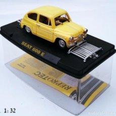 Slot Cars: REPROTEC SLOT SEAT SEISCIENTOS 600 E CON BACA OPCIONAL. Lote 56749079