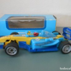 Slot Cars: RENAULT FERNANDO ALONSO. Lote 94843171