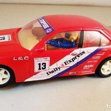 Slot Cars: BMW SERIE 3 DE HORNBY HOBBIES COCHE SLOT. Lote 96121183