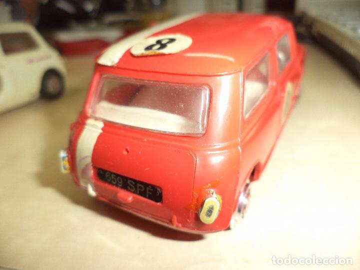 Slot Cars: Pista Slot Airfix Motor Racing Model M.R.125.Mini Cooper 1966 + accesorios.Escala 1/32.Años 60. - Foto 15 - 97076943