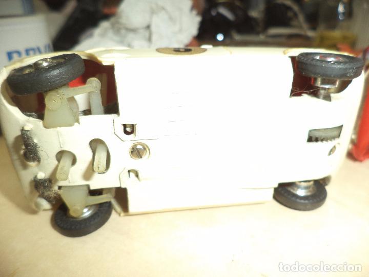 Slot Cars: Pista Slot Airfix Motor Racing Model M.R.125.Mini Cooper 1966 + accesorios.Escala 1/32.Años 60. - Foto 17 - 97076943