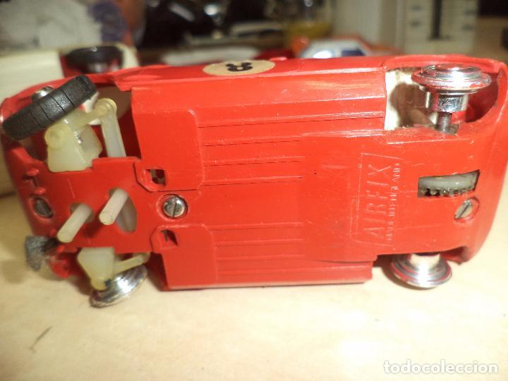 Slot Cars: Pista Slot Airfix Motor Racing Model M.R.125.Mini Cooper 1966 + accesorios.Escala 1/32.Años 60. - Foto 18 - 97076943