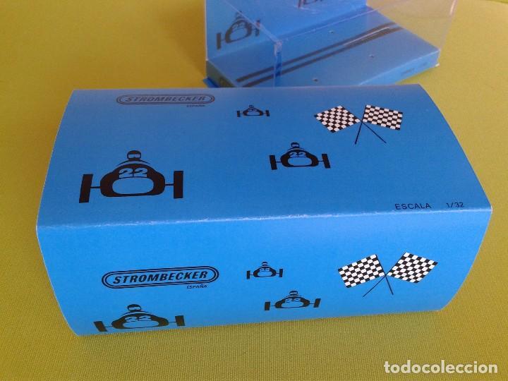 Slot Cars: STROMBECKER PAYÁ CAJA COCHE - Foto 3 - 109298218