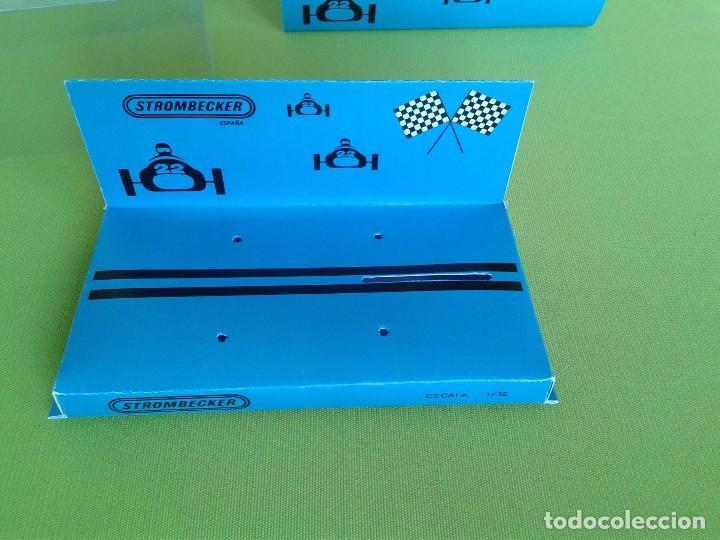 Slot Cars: STROMBECKER PAYÁ CAJA COCHE - Foto 6 - 109298218