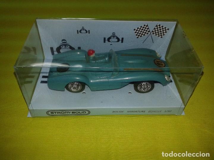 Slot Cars: STROM'BOLID STROMBECKER CAJA COCHE - Foto 4 - 97477279