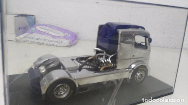 Slot Cars: camion super truck cromo II de scalextric fly - Foto 7 - 97622983