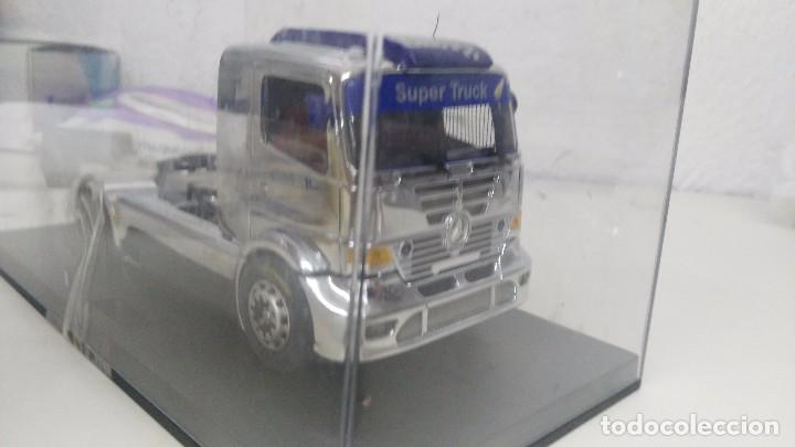 Slot Cars: camion super truck cromo II de scalextric fly - Foto 9 - 97622983