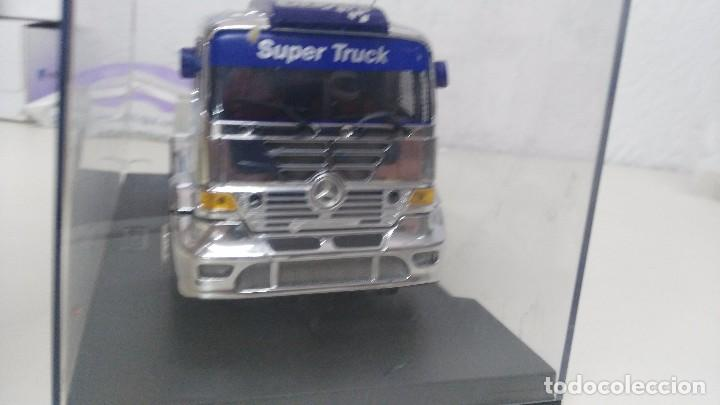 Slot Cars: camion super truck cromo II de scalextric fly - Foto 10 - 97622983