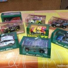 Slot Cars: COLECCION DAKAR 2 MASSLOT. NO SE VENDE POR SEPARADO.. Lote 97817979