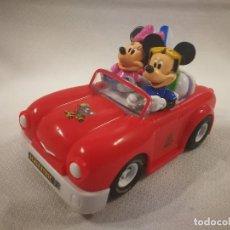 Slot Cars: MICKY Y MINNIE CAR (MOTORIZADO PARA SLOT) ESCALA MAYOR DE 1/32 /CR/. Lote 98574531