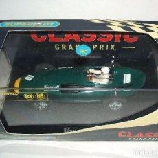 Slot Cars: VANWALL F1 DE SUPERSLOT REF.-H2552. Lote 99165871
