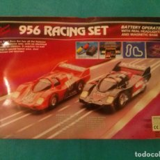 Slot Cars: PISTA-CIRCUITO 956 RACING SET...AÑOS 90.. Lote 99484839