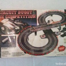 Slot Cars: CIRCUIT BUGGY DE COMPETITION NIPCO TOYS LTD.CASI COMPLETO..LEER.. Lote 99537179