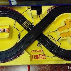 Slot Cars: CIRCUITO DE COMPETICION DE COMANSI. Lote 100225783