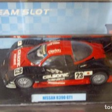 Slot Cars: NISSAN R390 GT1 PROTOTYPE 96. Lote 100418519