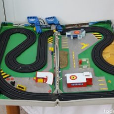 Slot Cars: PISTA MICROMACHINES. Lote 100631615