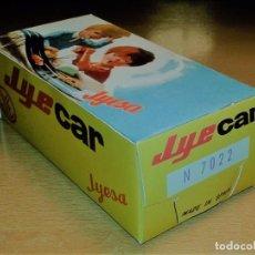 Slot Cars: JYECAR JYESA CAJA REF 7022. Lote 100748171