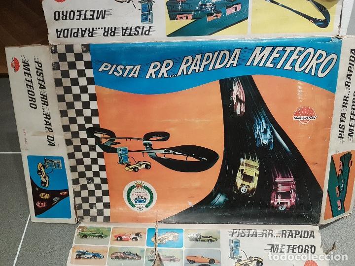 Slot Cars: pista rapida meteoro de nacoral ver fotos - Foto 28 - 101283503