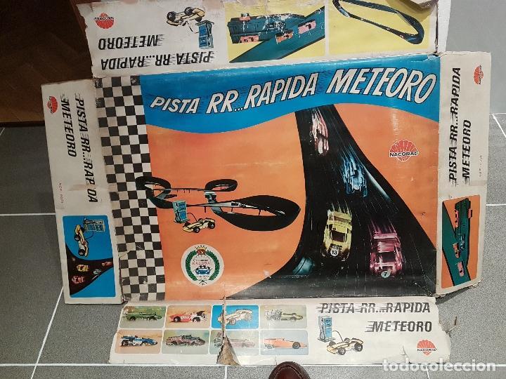 Slot Cars: pista rapida meteoro de nacoral ver fotos - Foto 30 - 101283503