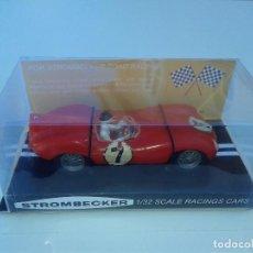Slot Cars: STROMBECKER USA CAJA COCHE. Lote 101462723