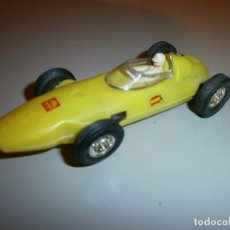 Slot Cars: COCHE JOUEF FOR PLAYCRAFT BRM FORMULA 1 MADE IN SPAIN PATENT. Lote 102619403