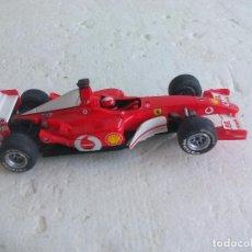 Slot Cars: COCHE CARRERA EVOLUTION FERRARI F2002 V10 - Nº 1. SLOT CAR. Lote 103085783