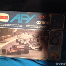 Slot Cars: COMANSI SCALEXTRIC AFX GX1100. Lote 103151323