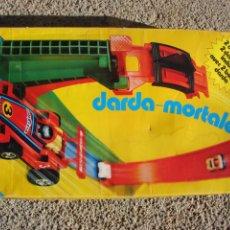 Slot Cars: PISTA PARA COCHES DARDA MORTALE. Lote 103525712