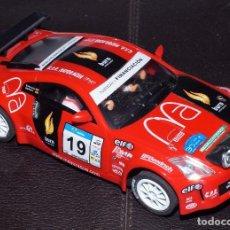 Slot Cars: POWER SLOT ED. LIMITADA NISSAN 350Z CHALLENGE 2008 GT GRACIA-SAN JUAN 1230/1500 ,NUEVO EN CAJA. Lote 103604943