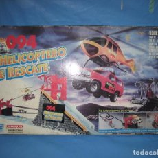 Slot Cars: HELICÓPTERO DE RESCATE MR-1 RACING. RACING-TEAM. Lote 104731831