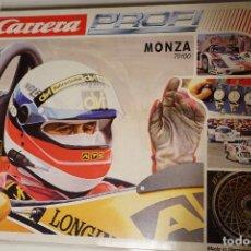 Slot Cars: CARRERA PROFI MONZA 70100 - COMPLETO Y FUNCIONA. Lote 104778983
