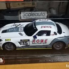Slot Cars: MERCEDES SLS SCALEAUTO. Lote 104934335