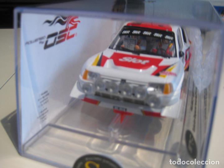 Slot Cars: 03702- PEUGEOT 205 T16 EDICION ESPECIAL MAS SLOT DE OSC - SRC - Foto 2 - 185660638