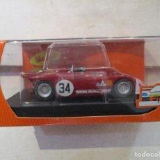 Slot Cars: SLOT.IT ALFA ROMEO 33 3º SEBRING 1971 NUEVO SIN ABRIR. Lote 106078031