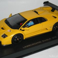 Slot Cars: LAMBORGHINI DIABLO GTR AUTOART 1:32/SCALEXTRIC. Lote 106340327